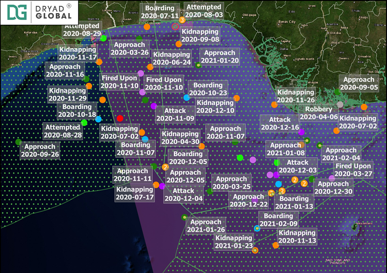 West Africa Security Context