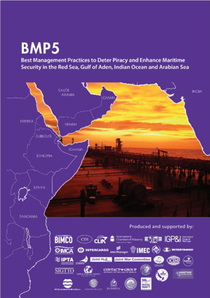 BMP5 front cover