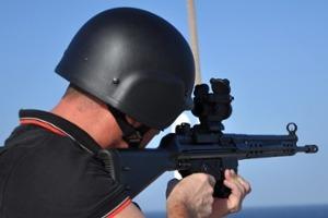 Armed Guard - 300x200