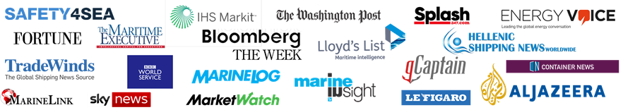 email footer logos