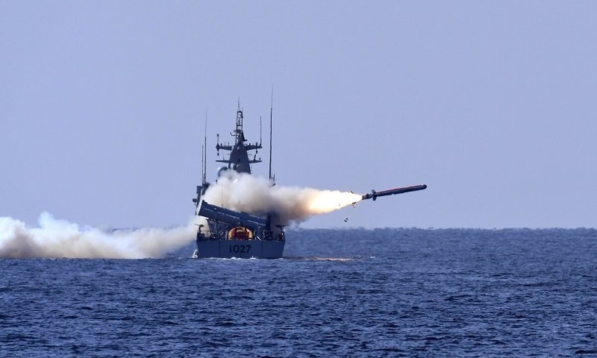 Anti ship missile threat to maritime security
