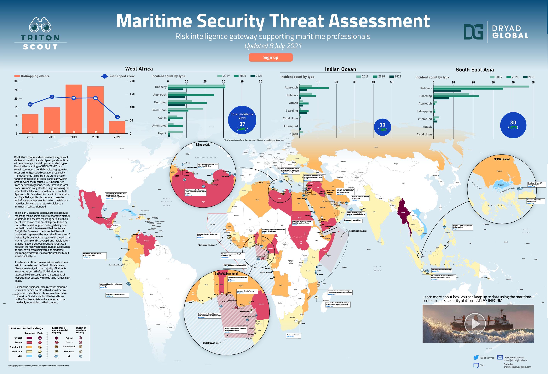 Maritime Security Threat Assessment