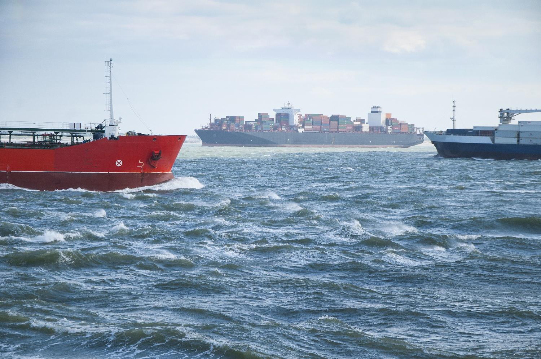 Ship congestion