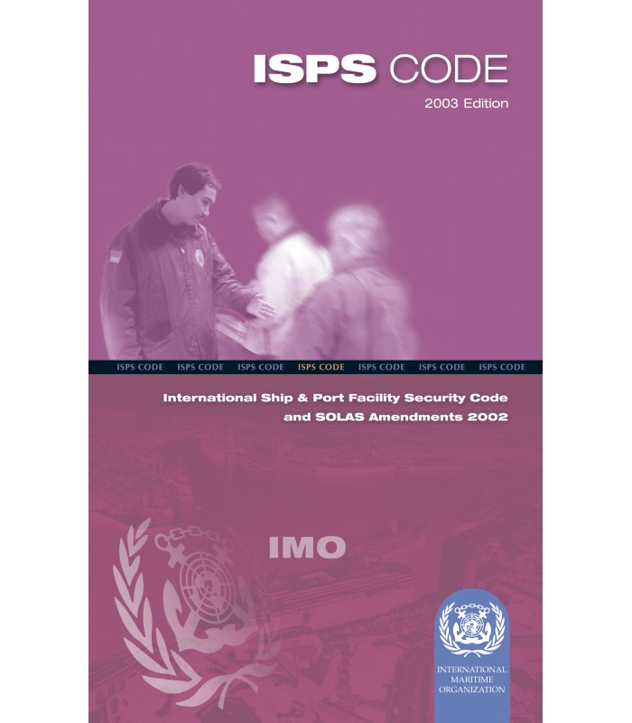 ISPS Code Book 2003 Latest edition